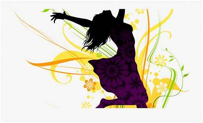 Dance Dancer Clip Dancing Clipart Movement Transparent