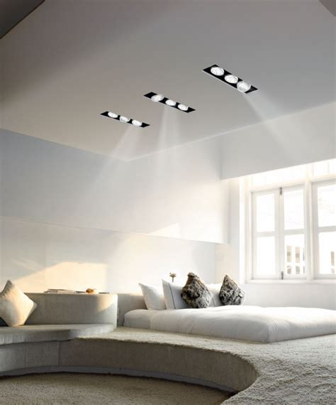 direct light adjustable built in l for false ceiling
