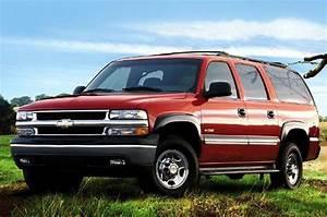 2002 Chevrolet Suburban Owners Manual