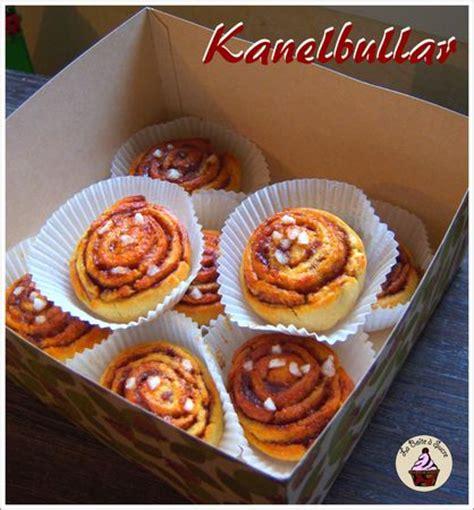 cuisine suedoise recette suédoise kanelbullar délicieux pains suédois à