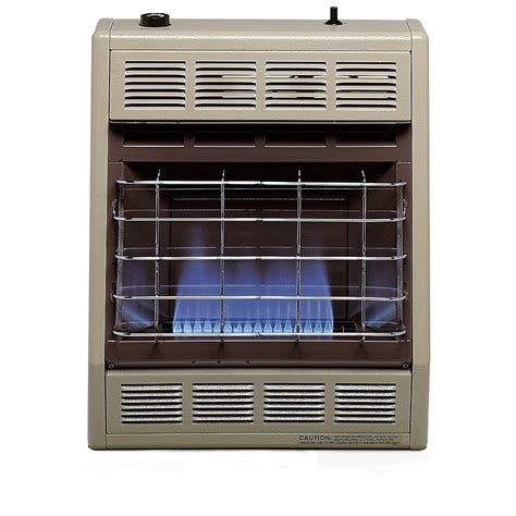 Empire Floor Furnace Troubleshooting by Empire 10000 Btu Blue Gas Heater Bf10nat