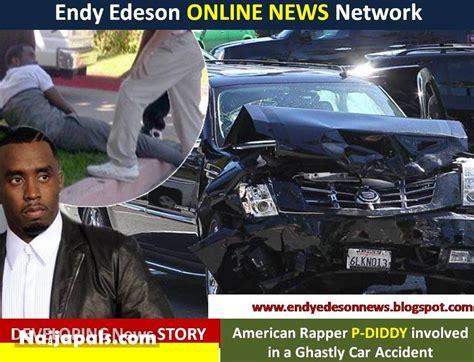 P Diddy Illuminati American Rapper P Diddy Involved In A Ghastly Car