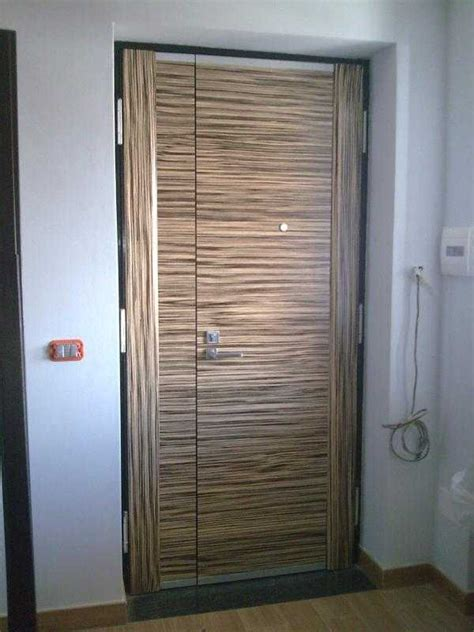 rivestimento porta ingresso rivestimento porta ingresso zebrata l artigiano legno