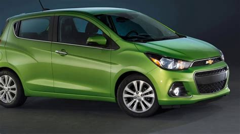 Review Chevrolet Spark by 2018 Chevrolet Spark Review