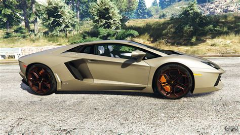 Lamborghini Aventador Lp700-4 2012 V1.2 For Gta 5