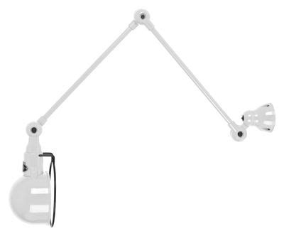 signal wall light 2 arms l max 60cm jieldã signal wall light 2 arms l max 60 cm white by jield 233