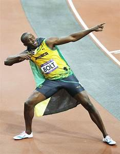 Usain Bolt Running 100m 2012 Olympics - www ...