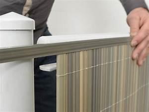 Balkon Sichtschutz Kunststoff Grau : sichtschutzzaun kunststoff aus pvc sichtschutzmatten ~ Bigdaddyawards.com Haus und Dekorationen