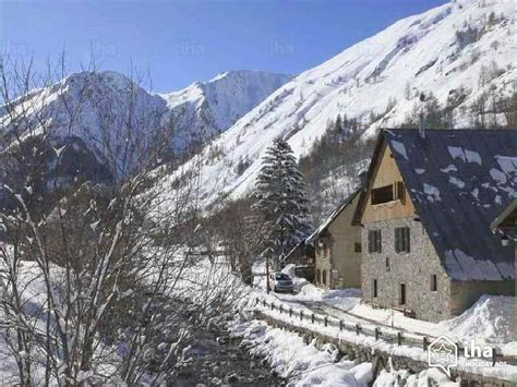 chalet for rent in a charming property in valloire iha 71548