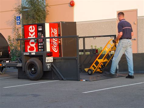 jlg drop deck utility trailer ut410 utility trailer jlg