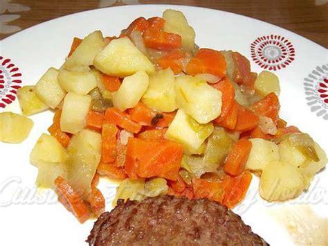 cuisiner des carottes nouvelles recettes de poêlée et pomme de terre 4