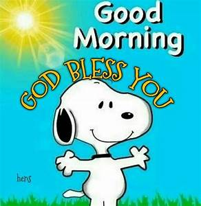 Good Morning Snoopy : god bless snoopy morning picture pictures photos and images for facebook tumblr pinterest ~ Orissabook.com Haus und Dekorationen