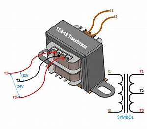 12 24v Transformer Wiring Diagram : 12 0 12 center tapped transformer wiring terminals pin ~ A.2002-acura-tl-radio.info Haus und Dekorationen