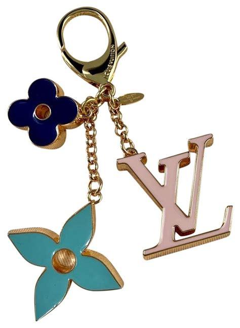 louis vuitton box fluer bag charm logo lv monogram flower