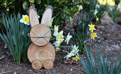 Gartendeko Ostern by Fr 252 Hlingsdeko Aus Holz Selber Machen 30 Wundersch 246 Ne Ideen