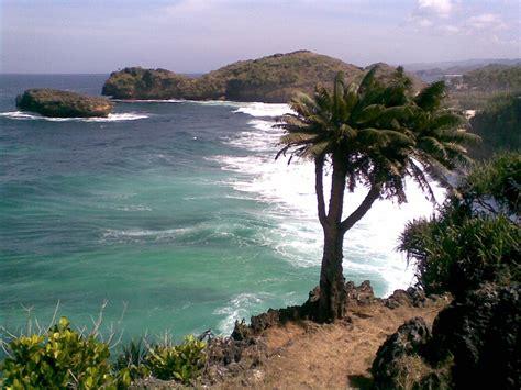 wisata pacitan pantai klayar aneka tempat wisata