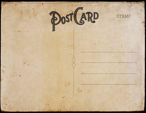 vintage postal charm mehker