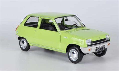 renault green renault 5 green 1972 norev diecast model car 1 18 buy