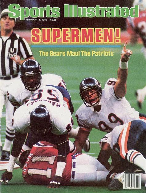 Chicago Bears Dan Hampton Super Bowl Xx Sports