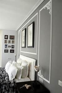 Graue Fliesen Welche Wandfarbe : die besten 25 graue w nde ideen auf pinterest graue ~ Lizthompson.info Haus und Dekorationen