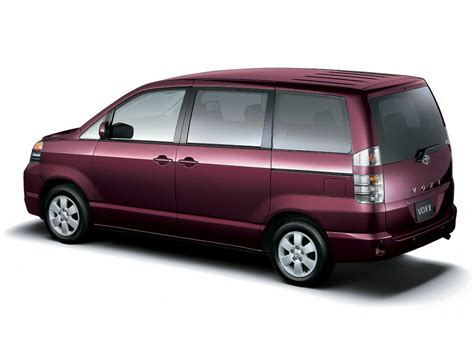 Toyota Voxy Modification by Toyota Voxy Technical Specifications And Fuel Economy