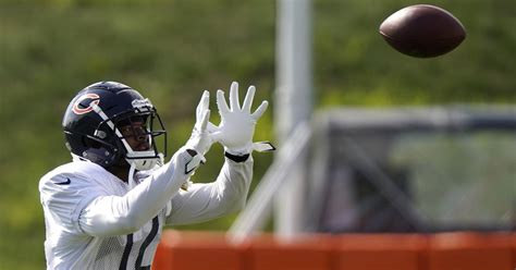 Bears' Robinson says he wants to stay, but time may be ...