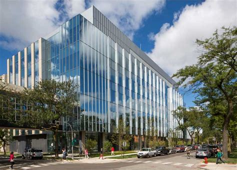 William Eckhardt Research Center  Architecture At The