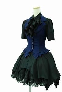 Viktorianischer Stil Kleidung : steampunk dress i love this it 39 s climbing higher and higher on my must have list sewing ~ Watch28wear.com Haus und Dekorationen