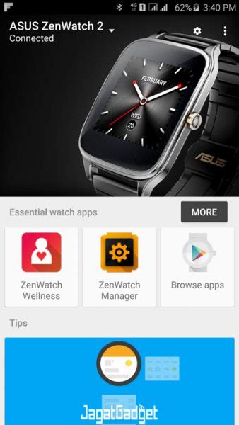 review zenwatch 2 smartwatch android wear paling murah di indonesia jagat gadget
