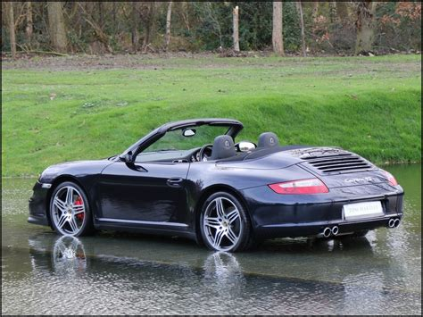 porsche carrera 2007 current inventory tom hartley