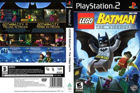 Lego Batman The Videogame Lego Games Wiki Fandom