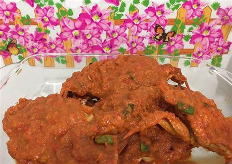 Kentalkan dengan larutan tepung sagu, aduk rata. Resep Kepiting asam manis🦀 oleh Yolla Anggita - Cookpad