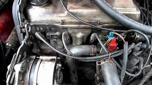 Vw Golf Mk2 -90  Rp  1 8 Rattling Engine Noise