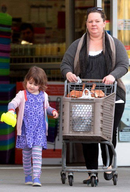 What the rest of us look like when we go shopping, except ...