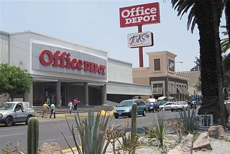Office Depot Mexico by Merger Doesn T Affect Office Depot In Mexico