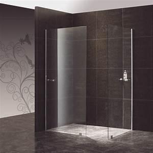 Vitre Douche Italienne : paroi douche italienne bricolage sur enperdresonlapin ~ Premium-room.com Idées de Décoration