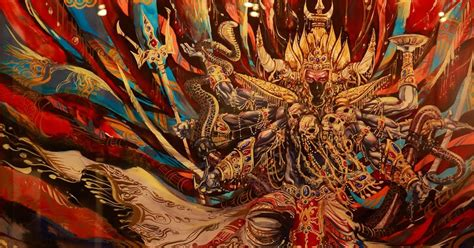 Kala Bhairava, The Lord Of Time