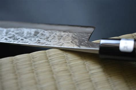 forged japanese kitchen knives japanese kitchen knife kawamura nakiri 165mm