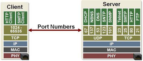 tcpip ports developer