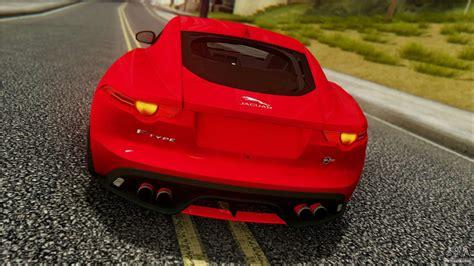 Jaguar F-type Svr 2016 For Gta San Andreas