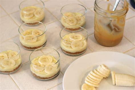 banana dessert banana caramel cream dessert glorious treats
