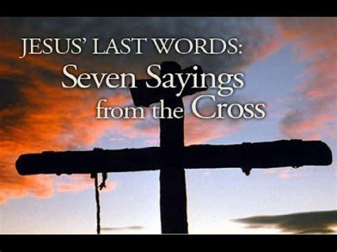 jesus  words  sayings   cross youtube