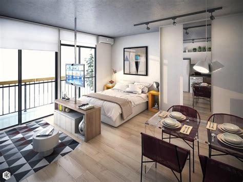 24 Studio Apartment Ideas And Design That Boost Your Comfort Apartment Sectional Couch Loft Apartments San Francisco Century Suria Silverado Creek Napa Ohio State Campus Cheap In California Near The Beach Tiny Studio Decorating Chinatown