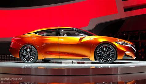 nissan sport sedan concept previews   maxima