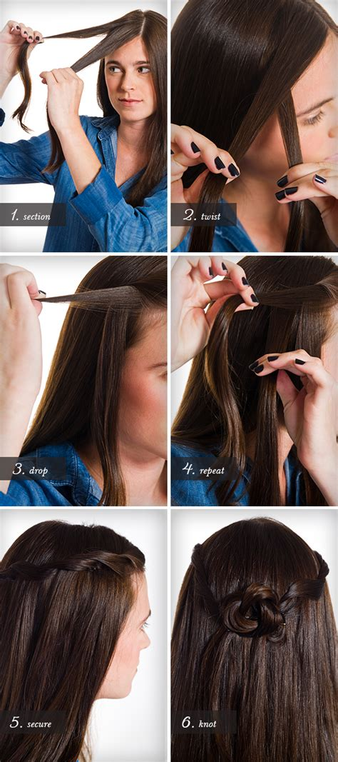 amazing  easy hairstyles tutorials  hot summer