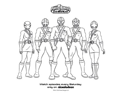 power rangers coloring pages printable  printable