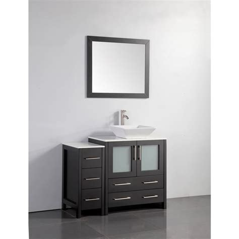 shop vanity art   single sink bathroom vanity set