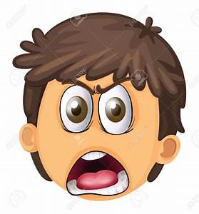 Angry faces clipart - Clipart Collection | File:angry face ...