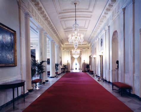 white house rooms john  kennedy presidential library