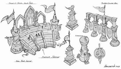 Heroes Storm Props Concept Character Arena Iamag